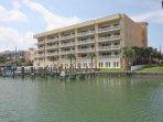 Bay Harbor-3 Bedroom/3 Bathroom Waterfront Condominium-Clearwater Beach, FL