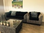 Lovely comfortable lounge setting