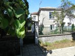 The front of out house in Marinka your holiday home!