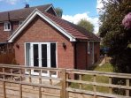 Chestnut Cottage East Bergholt in the heart of Beautiful Constable Country
