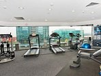 Use Our Gym, Free Access During Your Stay