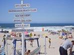 Una de las mejores playas de Costa Nova