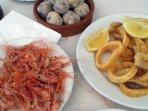 Restaurante cercanos con comida típica canaria. Restaurante Tabaibarril.