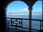 Looking across the Ocean...