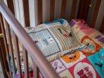 Second Bedroom Crib