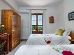 3rd Bedroom + Patio Doors
