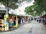 L'Allée des Pins Argelès: negozi, bar e ristoranti