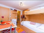 AK3 Apartment For Two - La vela