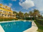 Romana Playa urbanizationwith three pools