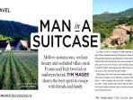 The article featuring Le Four a Sel in the Gloss Magazine,Travel section  Irish Times , Oct.2013