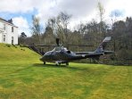 Charter a luxury helicopter for your special occasion