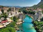 Mostar, BIH, 69 km