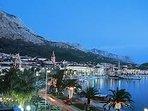 Makarska, 30 km
