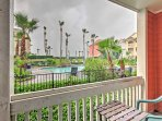 Breathe in the fresh gulf air on this unit's private patio!