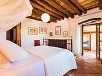 Manresa bedroom on ground floor - king size double