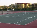 tennis anyone - recently paved courts