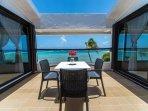 Yool Caanal #5 terrace