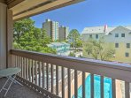A relaxing Southern retreat awaits you at this 2-bedroom, 2.5-bathroom Myrtle Beach vacation rental condo that...