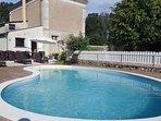 Maison de caractère  avec piscine chauffée