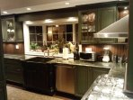 Large, fully appointed pro kitchen