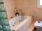 Family Bathroom % Shower