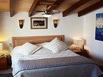 Huge Master Suite with Ensuite, King Bed & Sitting Room