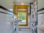 New Italian tile bath