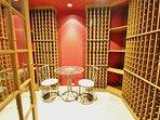 Walk-in Wine Cellar