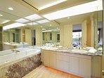 Bedroom 4 En suite Bathroom Featuring Jacuzzi Bath