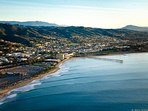 Beautiful Ventura coastline