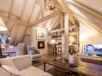 The White Stork is an outstanding romantic and luxury apartment for 2 people