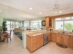 kitchen w view