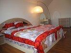 Bedroom 2 - Queen size bed & dressing table