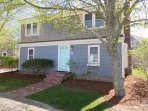 Welcome to: Salty Paws! Located on a dead end road - 15 Oyster Drive Chatham Cape Cod New England Vacation Rentals