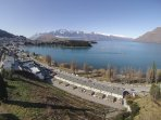 amazing location for your Queenstown holiday; close to town and the lakefront