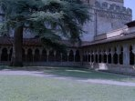 The cloister at Moissac