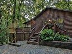 Beautiful true log cabin waiting on you