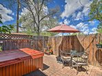 Plan your next getaway this Colorado Springs vacation rental bungalow!