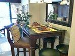 Separate Dining area or enjoy Lanai