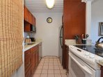 Upgraded kitchen with all you need to cook for your family!