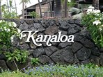 KANALOA ENTRY
