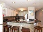 Wrightsville Dunes 3B-D Kitchen