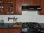 Jennair down draft Stove top and Oven