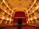 Noto , Teatro Tina Di Lorenzo