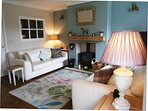 Cosy cottage with multi fuel stove. 3 Bedrooms, 3 Bathrooms,1 ensuite.  Sleeps 6