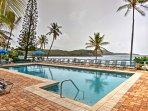 Bolongo Bay Oceanfront Condo w/ Community Pool!