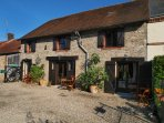 Les Gites de Montinazeau - Perfect base for Walking, Cycling or just Sitting!