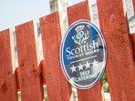 a 4 star VisitScotland property