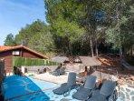 AFRICA - Villa for 6 people in Simat de la Valldigna