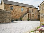 The Granary is the ground floor apartment